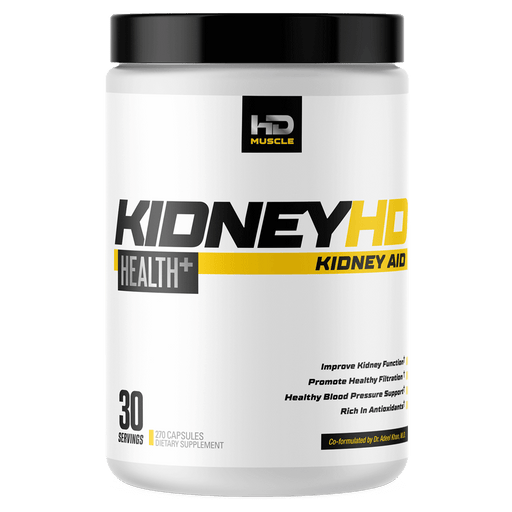 HD Muscle Kidney-HD Health Supplements 270 Capsules at Supplement Superstore Canada 684753709498