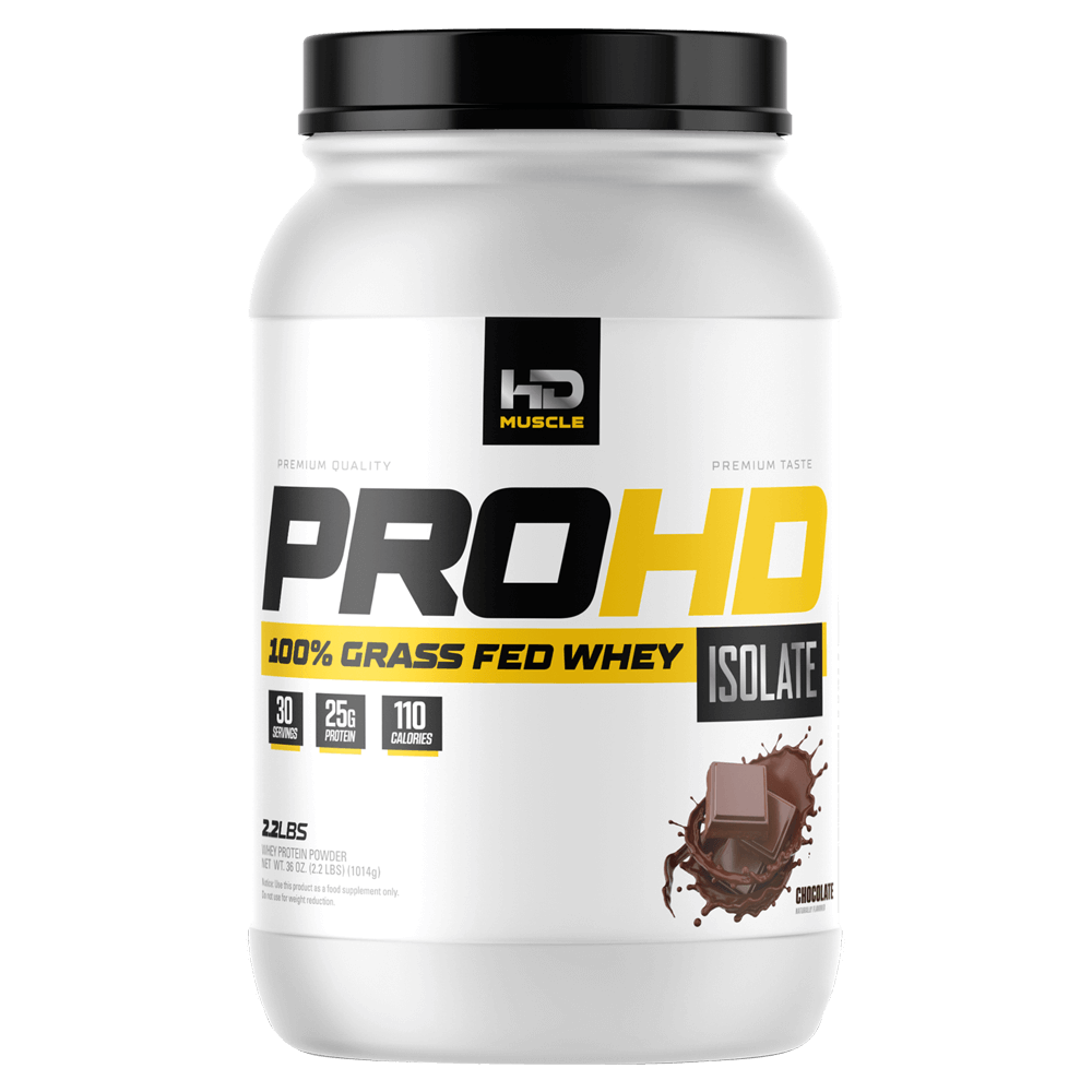 HD Muscle Pro-HD Protein Powder 30 Servings / Chocolate at Supplement Superstore Canada