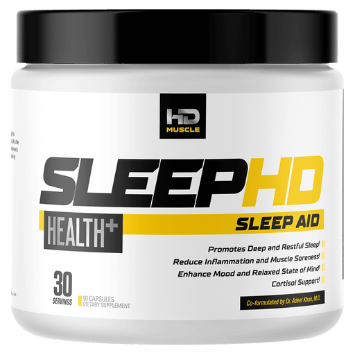 HD Muscle Sleep-HD Sleep Aid 90 Capsules at Supplement Superstore Canada 684753709481