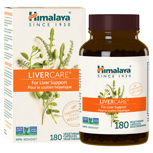 Himalaya LiverCare Liv-52 Health Supplements 180 Capsules at Supplement Superstore Canada 605069064958