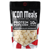 Icon Meals Protein Popcorn Popcorn 240g / White Chocolate Peppermint at Supplement Superstore Canada