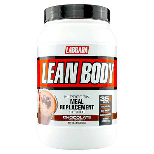 Labrada Lean Body Meal Replacement Protein Powder 2.47lb / Chocolate at Supplement Superstore Canada