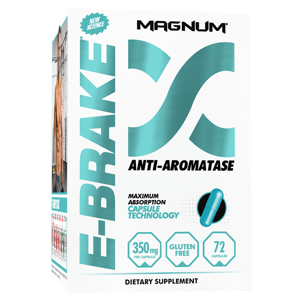 Magnum Nutraceuticals E-Brake Estrogen Support 72 Capsules at Supplement Superstore Canada