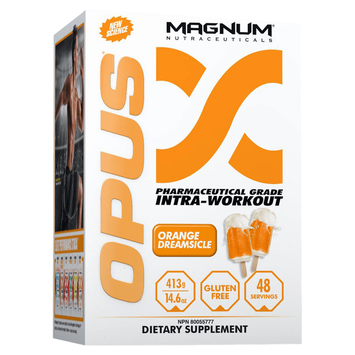 Magnum Nutraceuticals Opus Intra-Workout at Supplement Superstore Canada