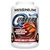 Magnum Nutraceuticals Quattro Sustained Release Protein 2lb / Chocolate Peanut Butter Addiction at Supplement Superstore Canada