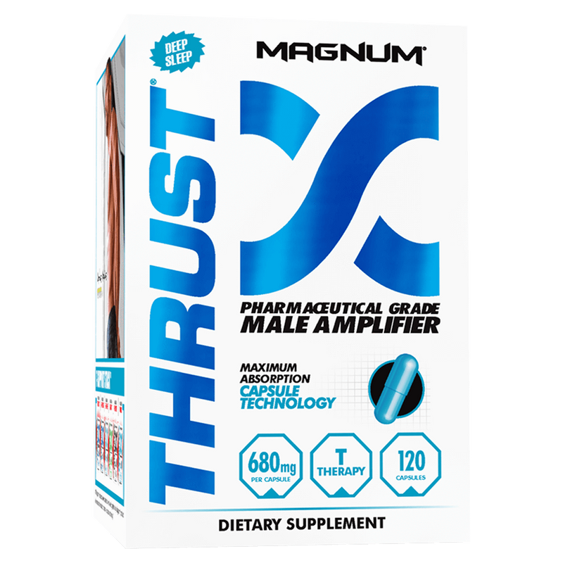 Magnum Nutraceuticals Thrust Test Booster 120 Capsules at Supplement Superstore Canada