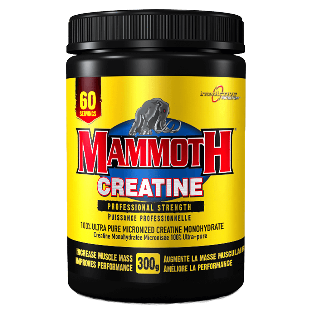 Mammoth Creatine Monohydrate