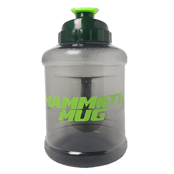 Mammoth Mug Shaker 2.5 Litre / Lime Green at Supplement Superstore Canada