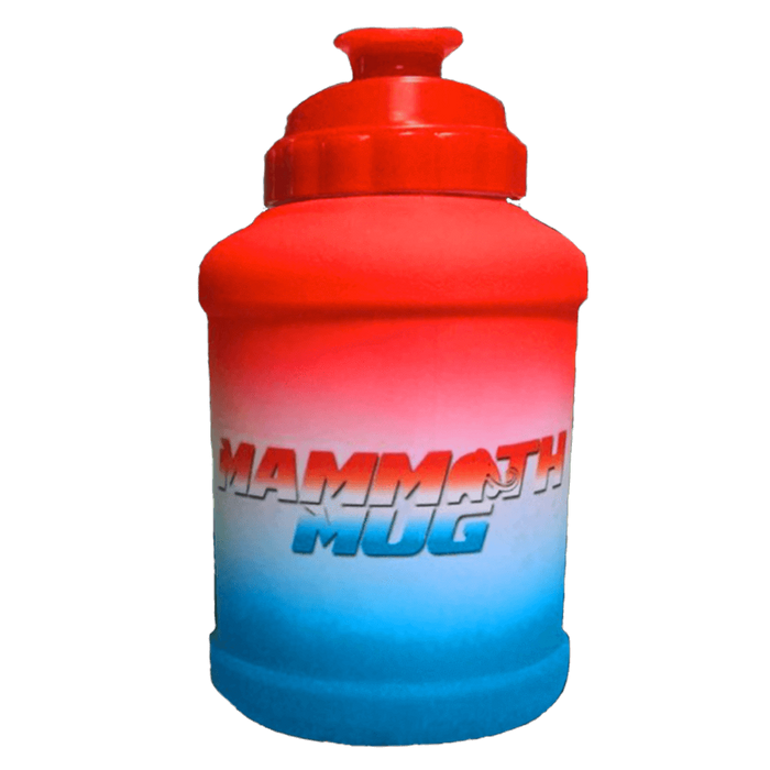 Mammoth Mug Shaker 2.5 Litre / Rocket at Supplement Superstore Canada