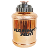 Mammoth Mug: Metallic Series Shaker 2.5 Litre / Rose Gold at Supplement Superstore Canada