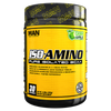 MAN Sports ISO-Amino BCAA BCAA 30 Servings / Green Apple at Supplement Superstore Canada