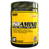 MAN Sports ISO-Amino BCAA BCAA 30 Servings / Pineapple Express at Supplement Superstore Canada