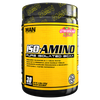 MAN Sports ISO-Amino BCAA BCAA 30 Servings / Strawberry Kiwi at Supplement Superstore Canada