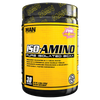 MAN Sports ISO-Amino BCAA BCAA 30 Servings / Pink Lemonade at Supplement Superstore Canada