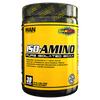 MAN Sports ISO-Amino BCAA BCAA 30 Servings / Sour Batch at Supplement Superstore Canada
