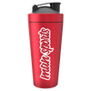 MAN Sports Metal Shaker Cup Shaker 700ml / Red at Supplement Superstore Canada