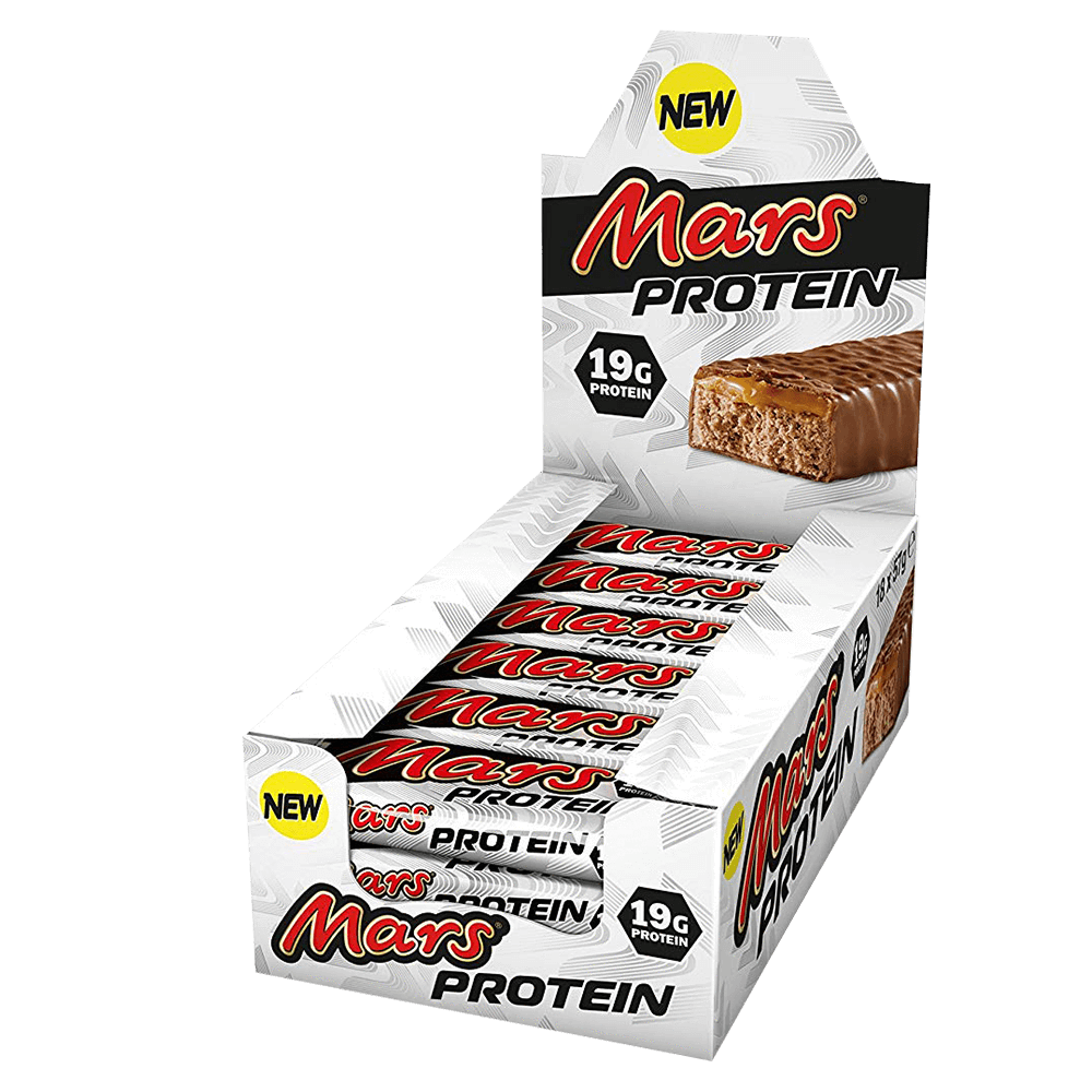 Mars Protein Bar Protein Bar Box of 18 at Supplement Superstore Canada