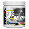 MuscleMaxx Pre-Apocalypse Pre-Workout 50 Servings / Blue Wraithberry at Supplement Superstore Canada