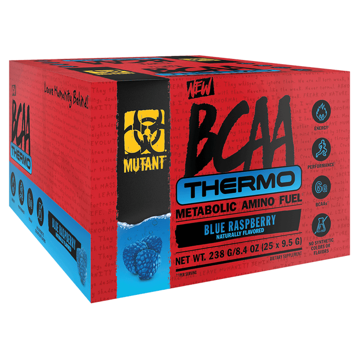 Mutant BCAA Thermo BCAA + Energy at Supplement Superstore Canada