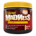 Mutant Madness Pre-Workout 10 Servings / Peach Mango at Supplement Superstore Canada