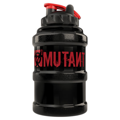 Mutant Mega Mug Gym Accessories 2.6 Litre / Black/Black at Supplement Superstore Canada