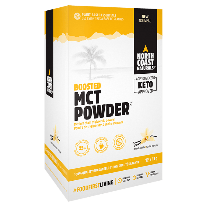 North Coast Naturals MCT Powder Fatty Acid at Supplement Superstore Canada