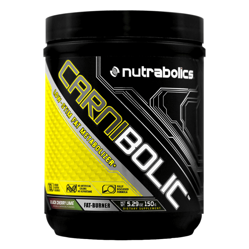 Nutrabolics Carnibolic Carnitine 30 Servings / Fruit Punch at Supplement Superstore Canada
