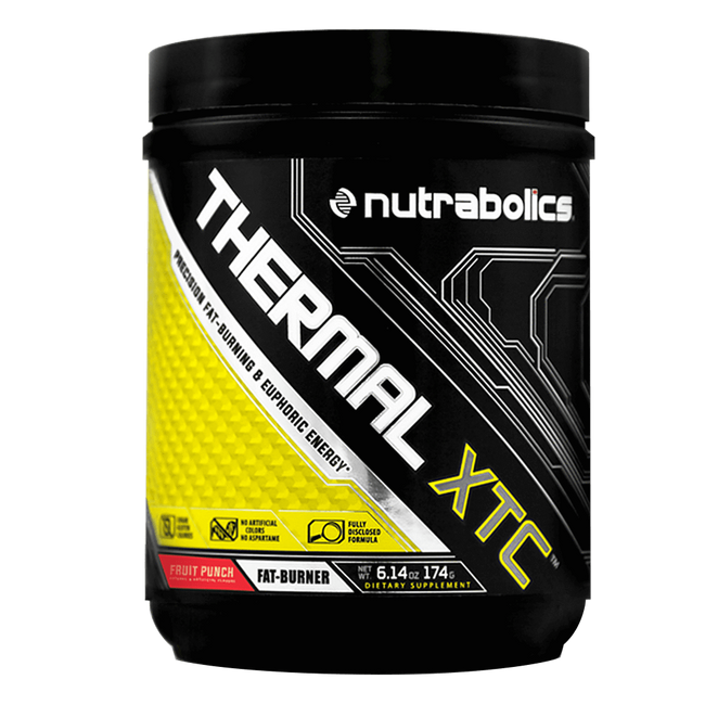 Fruit Punch Thermal XTC by Nutrabolics Weight Loss Support Fat Burner at Supplement Superstore Canada