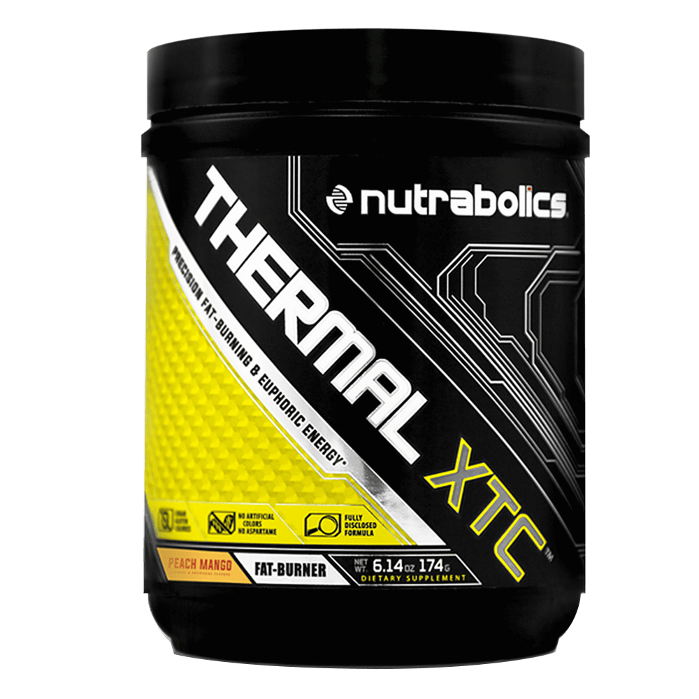Nutrabolics Thermal XTC Fat Burner 30 Servings / Peach Mango at Supplement Superstore Canada