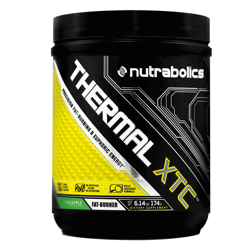 Nutrabolics Thermal XTC Fat Burner 30 Servings / Pineapple at Supplement Superstore Canada