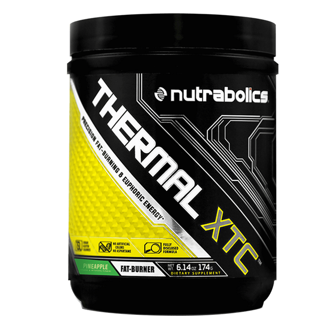Pineapple Thermal XTC by Nutrabolics Weight Loss Support Fat Burner at Supplement Superstore Canada