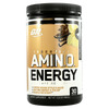 Optimum Nutrition Amino Energy BCAA + Energy 30 Servings / Iced Café Vanilla at Supplement Superstore Canada