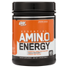 Optimum Nutrition Amino Energy BCAA + Energy 65 Servings / Orange Cooler at Supplement Superstore Canada