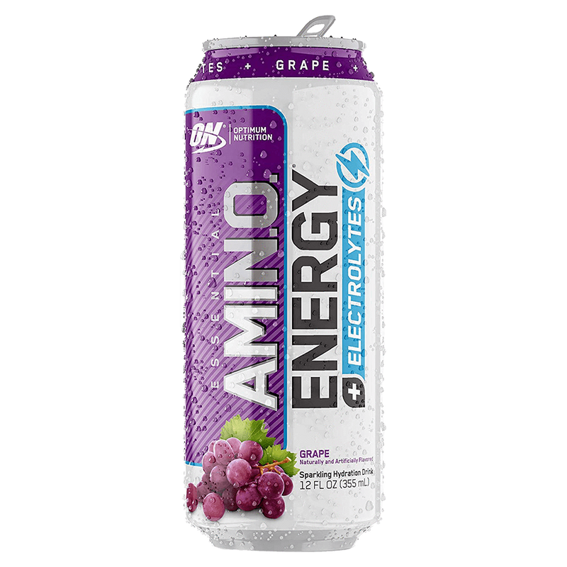 Optimum Nutrition Amino Energy + Electrolytes RTD Ready To Drink 12oz / Watermelon at Supplement Superstore Canada
