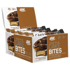 Optimum Nutrition Protein Cake Bites Protein Bar Box of 12 / Chocolate Frosted Donut at Supplement Superstore Canada