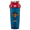 Perfect Shaker Hero Series Shaker 800ml / Captain Marvel at Supplement Superstore Canada