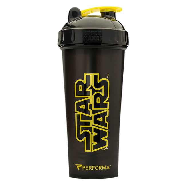 Perfect Shaker Star Wars Series Shaker 800ml / Star Wars Logo at Supplement Superstore Canada