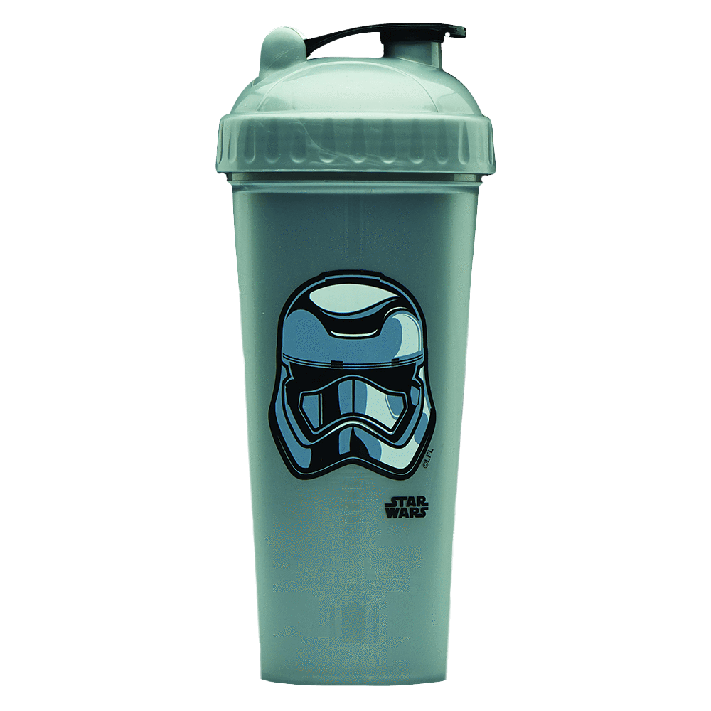 Captain Phasma Star Wars The Last Jedi Shaker by Perfect Shaker Gym Accessory at Supplement Superstore Canada