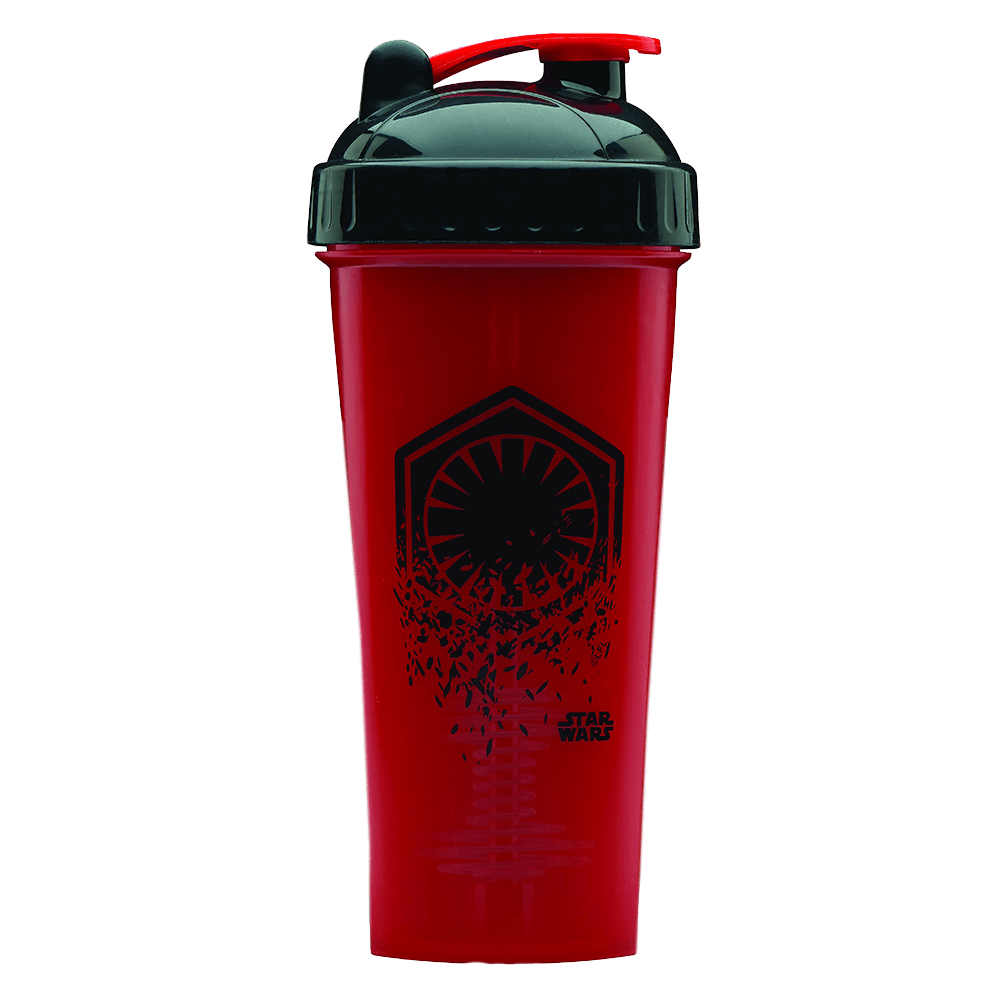 First Order Star Wars The Last Jedi Shaker by Perfect Shaker Gym Accessory at Supplement Superstore Canada