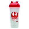 Perfect Shaker Star Wars: The Last Jedi Series Shaker 800ml / Rebel Alliance Symbol at Supplement Superstore Canada