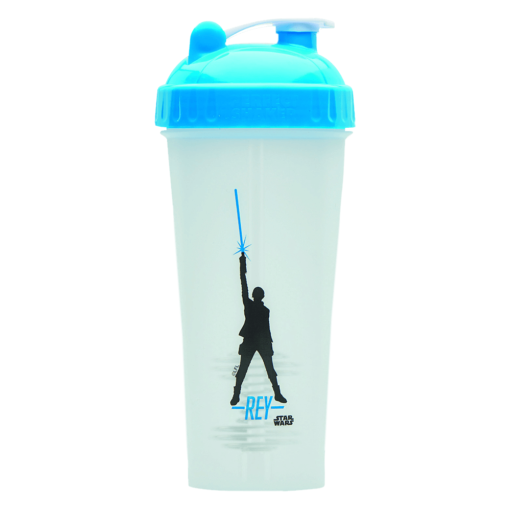 Rey Star Wars The Last Jedi Shaker by Perfect Shaker Gym Accessory at Supplement Superstore Canada
