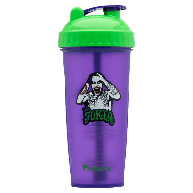 Perfect Shaker Villain Series Shaker 800ml / The Joker at Supplement Superstore Canada