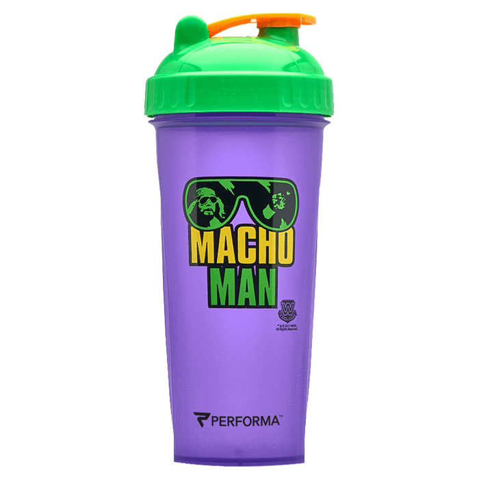 Perfect Shaker WWE Series Shaker 800ml / Macho Man at Supplement Superstore Canada