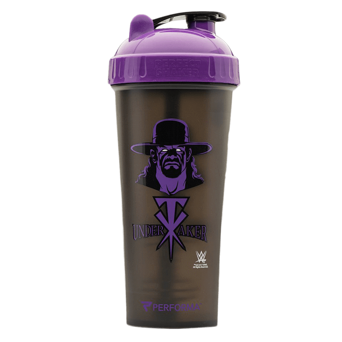 Perfect Shaker WWE Series Shaker 800ml / The Undertaker at Supplement Superstore Canada
