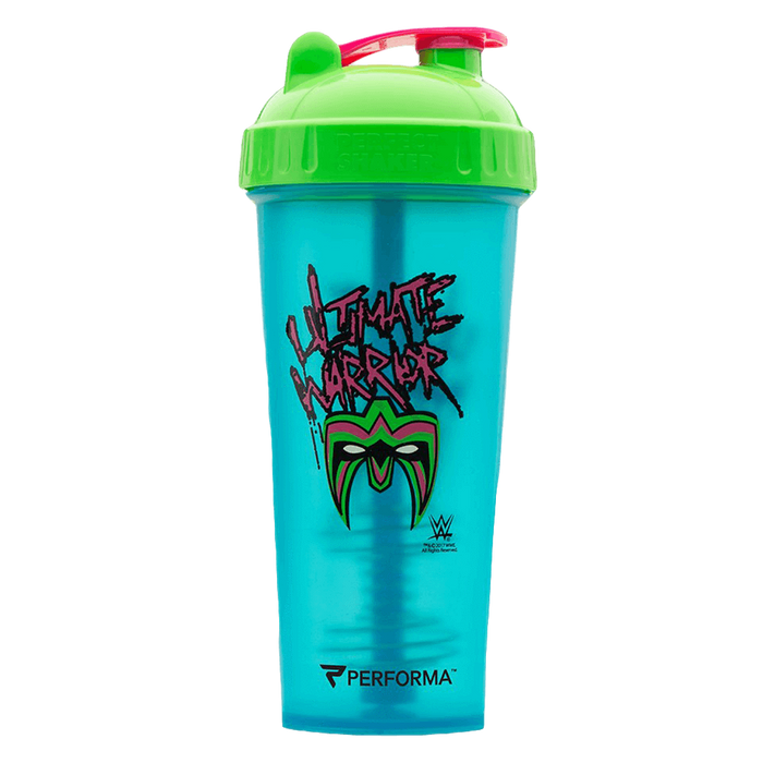 Perfect Shaker WWE Series Shaker 800ml / Ultimate Warrior at Supplement Superstore Canada