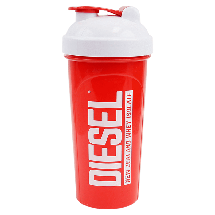 Perfect Sports Shaker Shaker 700ml / Red/White at Supplement Superstore Canada