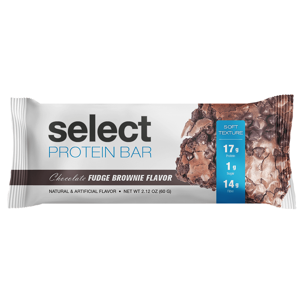 PEScience Select Protein Bar Protein Bar 1 Bar / Chocolate Fudge Brownie at Supplement Superstore Canada