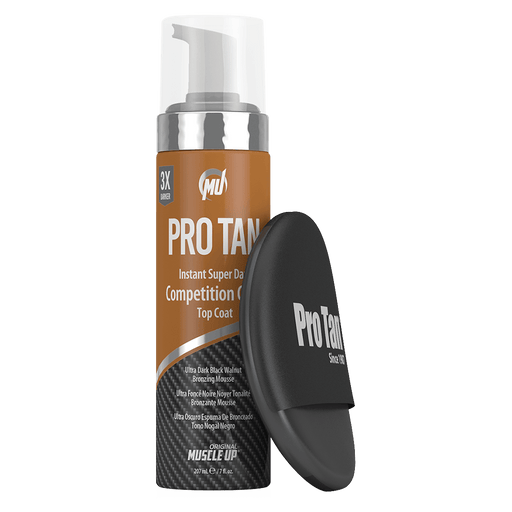 Pro Tan Instant Super Dark Competition Color Top Coat Gym Accessories 207ml at Supplement Superstore Canada 732907051983
