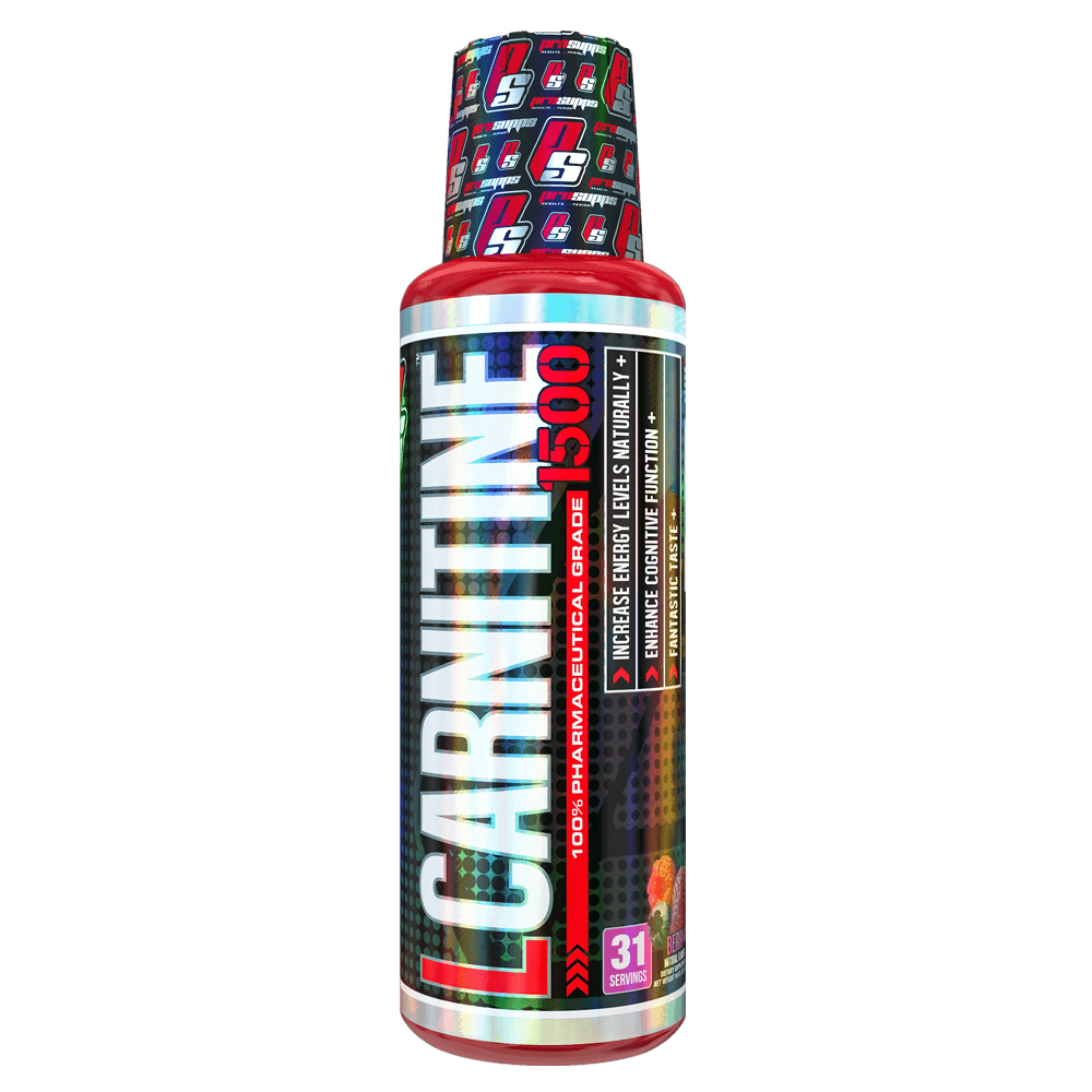 ProSupps L-Carnitine 1500 Carnitine 16oz / Berry at Supplement Superstore Canada