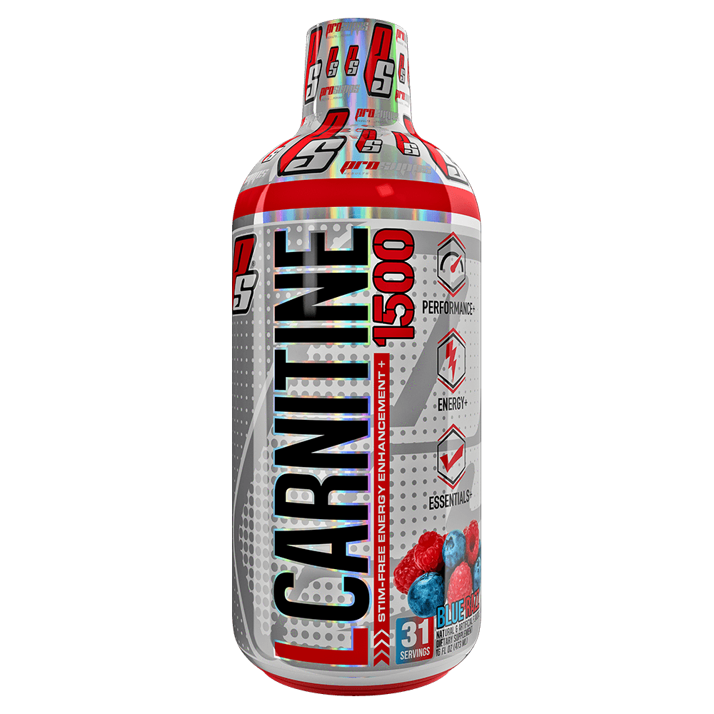 ProSupps L-Carnitine 1500 Carnitine 16oz / Blue Razz at Supplement Superstore Canada